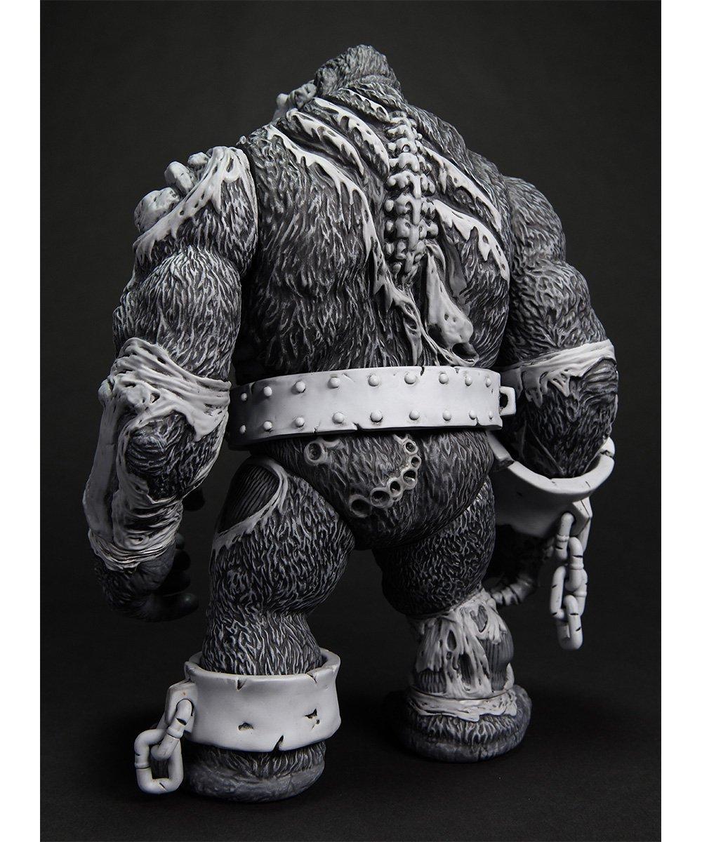 KING KORPSE(Snarling ver. with Skeleton Lady attached model)