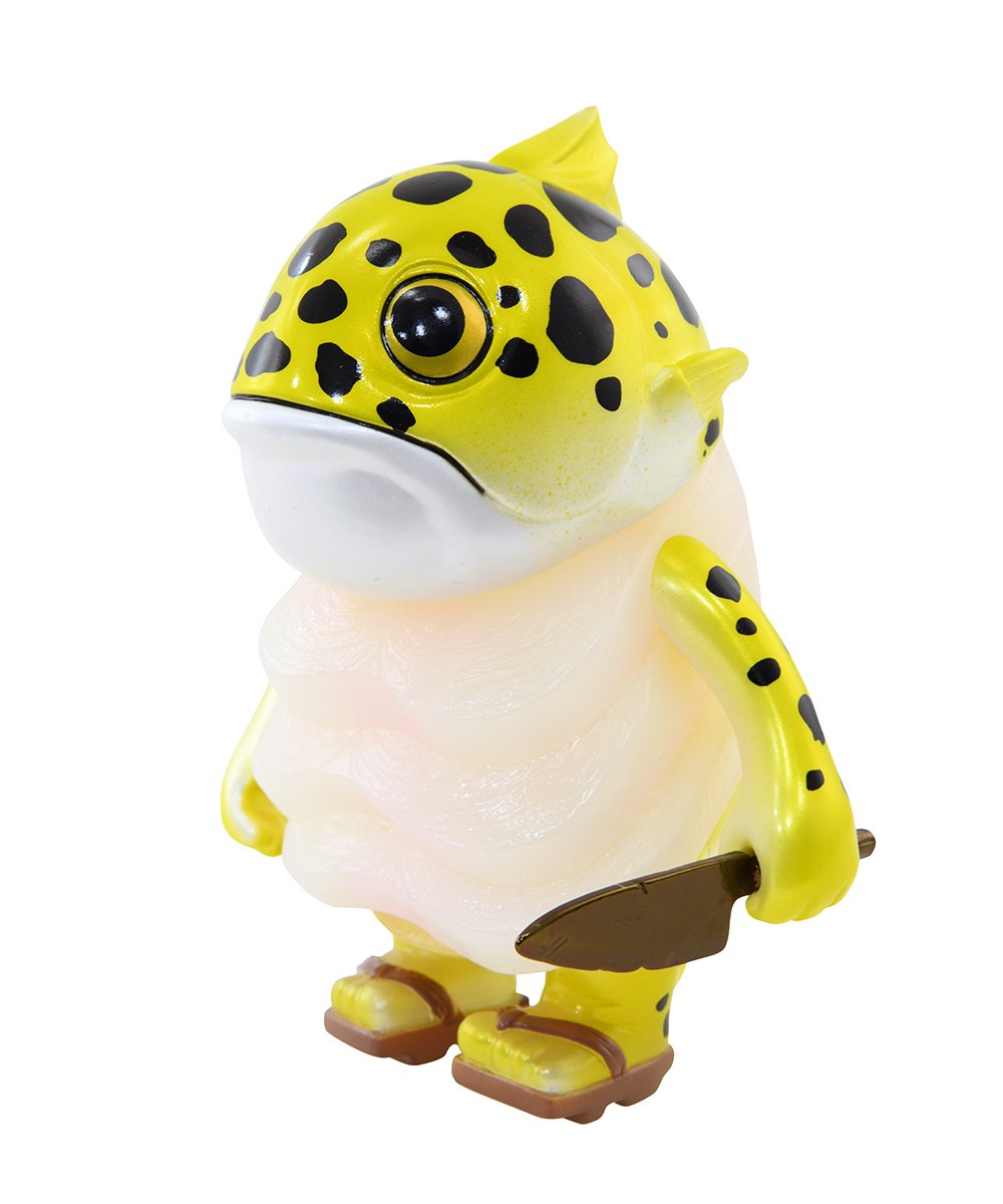 "MAGURO-Senpai INSTINCTOY exclusive color ""Puffer Fish ver."""