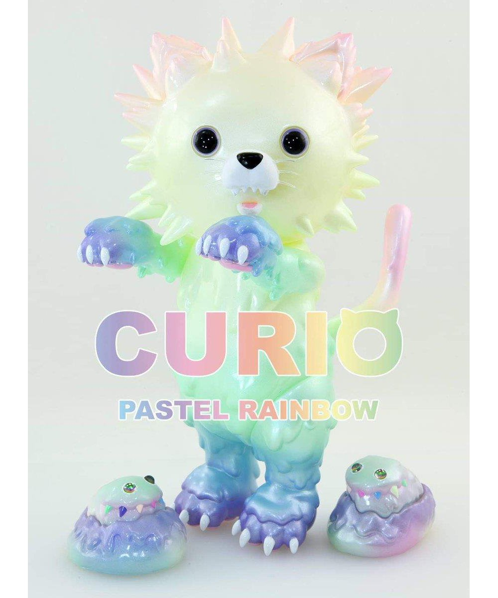 【SOLD OUT】CURIO 7th color