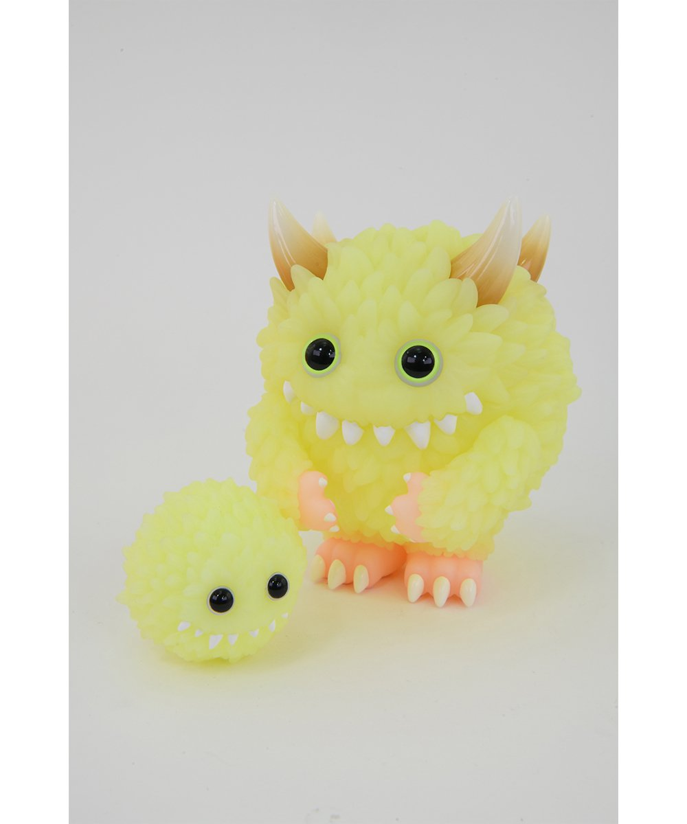 Monster Fluffy & Fluffy Set