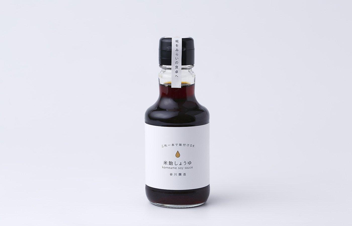 米飴しょうゆ・145ml - お醤油・...