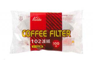 カリタ NK102濾紙 (100枚入り)