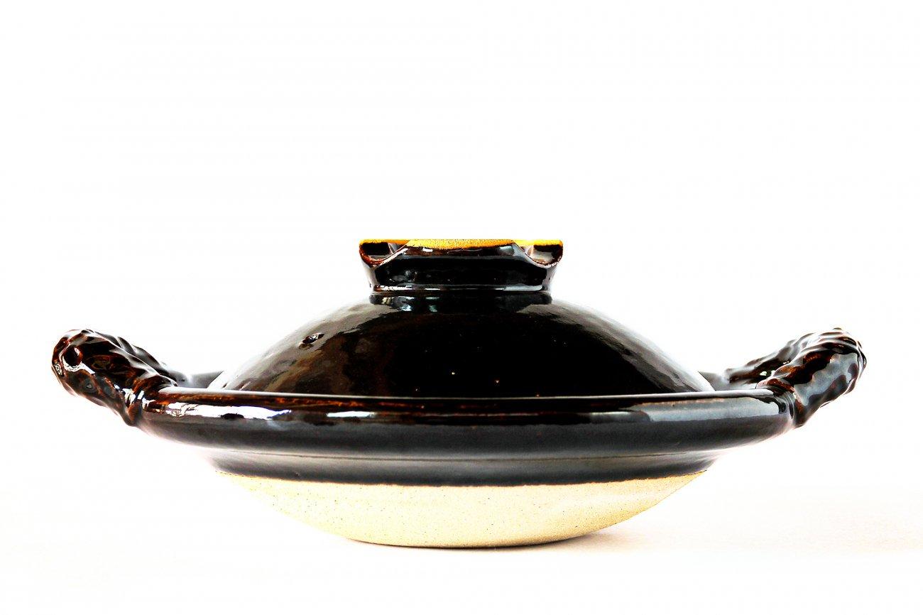 黒鍋(8寸)