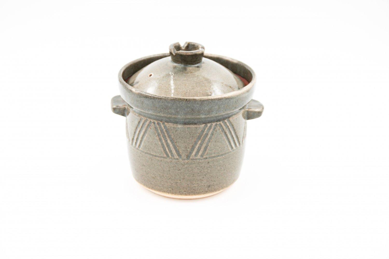窯変 煮込鍋(7寸)
