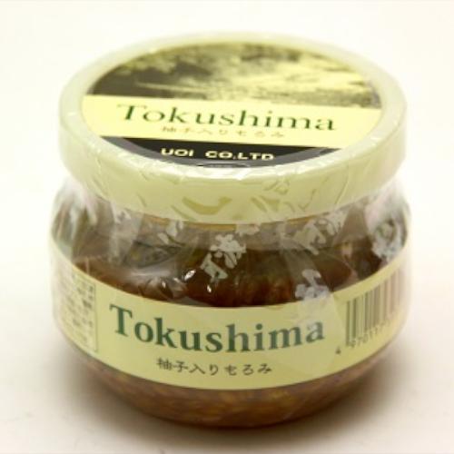 Tokushima柚子入りもろみ【魚井商店】