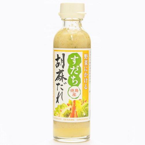 野菜にかける徳島産すだち胡麻だれ【野田ハニー食品】