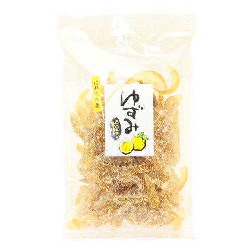 ゆずみ 【シェノワ】 【蜜漬菓子】 柚子ピール