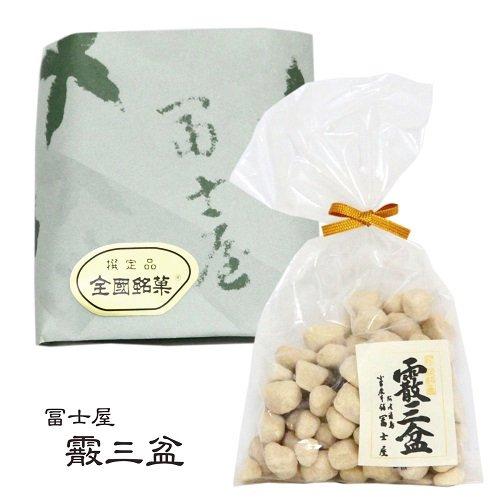 干菓子 霰三盆(100g)【冨士屋】