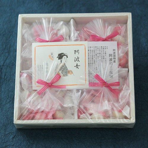 阿波女 阿波和三盆糖 【岡田糖源郷】