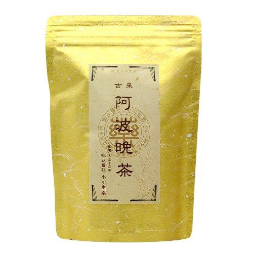 【乳酸発酵】 古来 阿波晩茶 【小川生薬】
