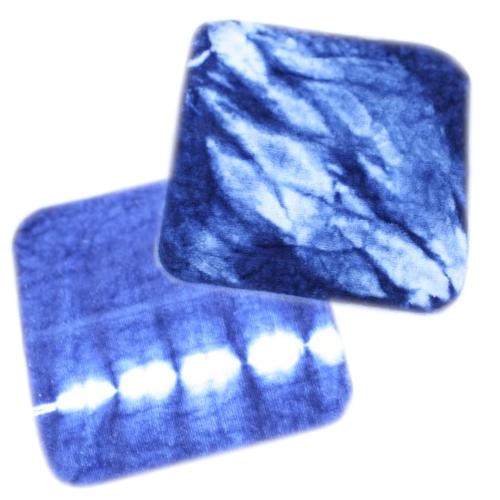 藍染ハンドタオル【メール便対応】【長尾織布】