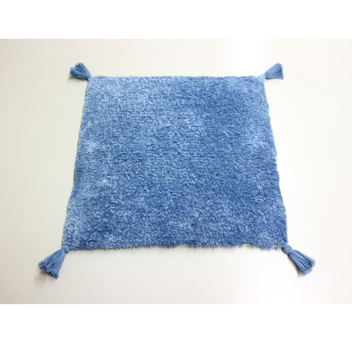 阿波藍の敷物(ざぶとん)37×37cm 【栄光カーペット】