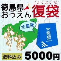 【冷蔵便】徳島県おうえん「復袋」5000円【送料込み】