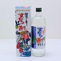 阿波の香り すだち酎 辛口 (720ml) 【日新酒類】