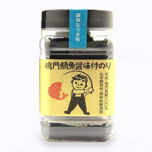 鳴門鯛魚醤味付けのり【徳島県漁連】