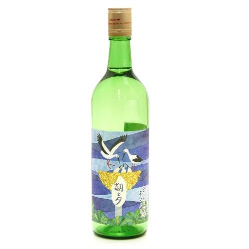 【本家松浦酒造】コウノトリのお酒 朝と夕※限定1200本※【コウノトリ基金】