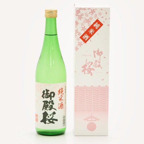 御殿桜 純米酒 【齋藤酒造場】【720ml】
