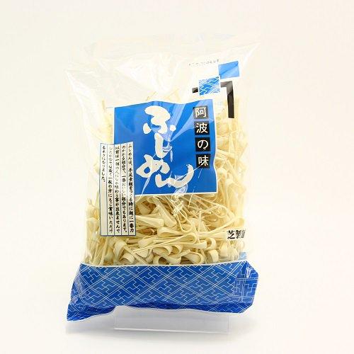 【阿波の味】 そうめんのふしめん 【芝製麺】 300g
