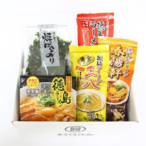 【父の日】徳島ラーメン食べ比べセット