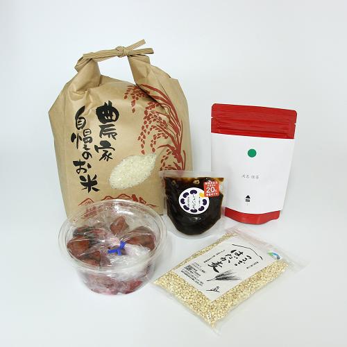 にし阿波のお米に添えて【にし阿波秋の物産展】【送料込】