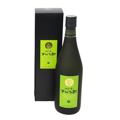 スーパーすだち酎720ml 【日新酒類】