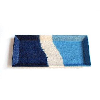 阿波和紙 ペン皿 【サイズ(小)】【阿波和紙】 徳島が誇る伝統工芸のコラボレーションから生まれました 【メール便対応】
