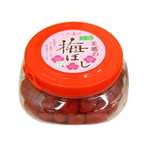 徳島・美郷の梅ぼし:【小梅】徳島美郷の美しい梅林でとれた梅を無添加で仕上げました。