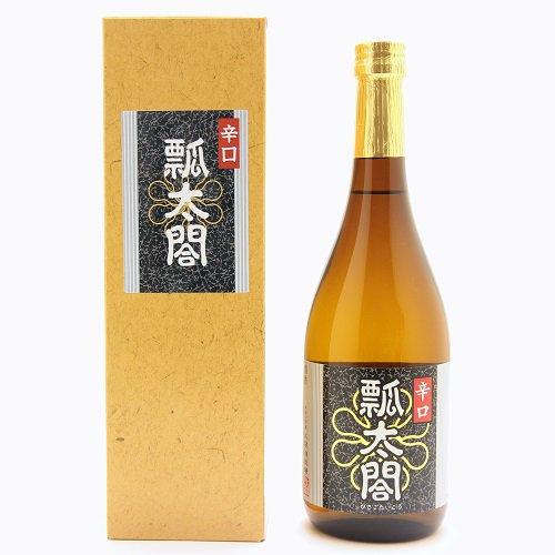 瓢太閤 辛口【720ml】【日新酒類】徳島自家栽培米、日本晴を使ったおいしい辛口!