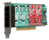 Digium A4Axx 4 Port analogue PCI Cards and Modules