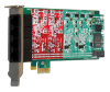 Digium A4Bxx 4 Port analogue PCIe Cards and Modules