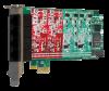 Digium A4Bxx 4 Port analogue PCIe Cards and Modules