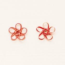 梅の箸置(2個セット)