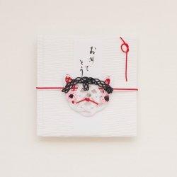 ぽち袋 犬張り子(ピンク)