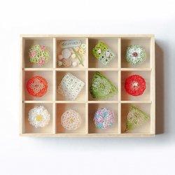 和菓子飾り 12ヶ月のセット