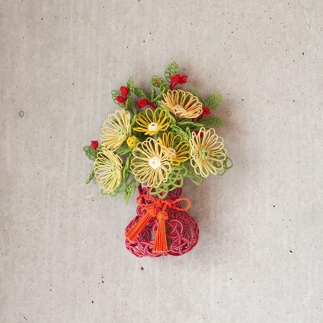 重陽の節句飾り 茱萸袋(ぐみぶくろ)