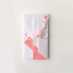 【出産祝/誕生祝/入学祝/卒業祝/合格祝】ご祝儀袋 桜(ピンク)