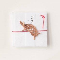 ぽち袋 いのしし(ゴールド)