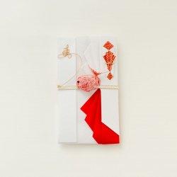 【結婚祝】寿ご祝儀袋 鯛(ピンク)