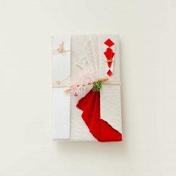 【結婚祝】プレミアム寿ご祝儀袋 桜(赤)