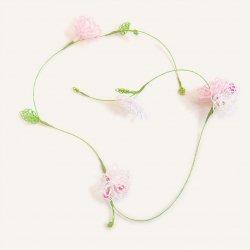 八重桜のラリエット/ガーランド