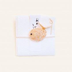 ぽち袋 鯛(シャンパンゴールド )