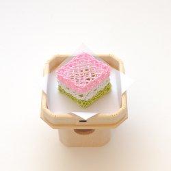 お供え飾り 弥生/桃の節句・菱餅