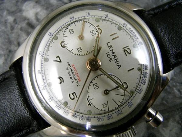 LEMANIA 105 ��ޥ˥� 1275��� 2�쥸����������Υ����