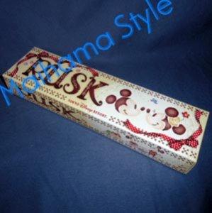 ラスク M&M/フェイス 紙箱