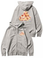 【PIZZA FULL ZIP HOOD SWEAT】