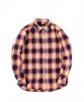 【PLAID NEL SHIRT】
