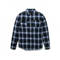 【OMBRE PLAID L/S SHIRT】