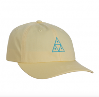 【TRIPLE TRIANGLE CORVED VISOR 6 PANEL】