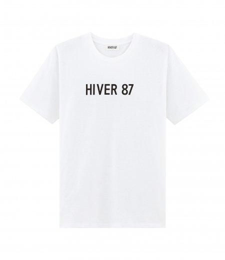 【Hiver 87 Tシャツ】