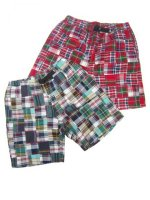 【PATCHWORK SHORTS】
